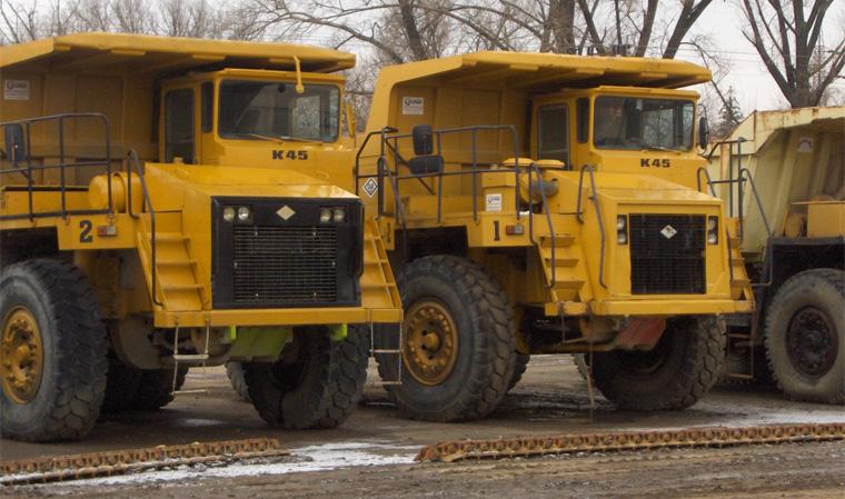Külszíní bányaművelés